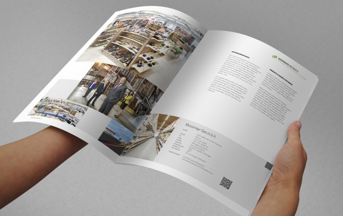 Moosmayr im Jahreskatalog 2014 der Leitbetriebe Austria