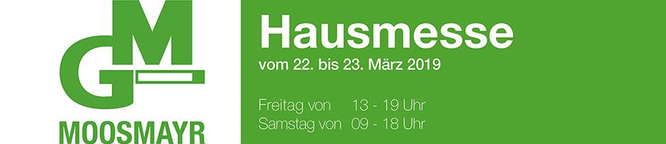 Einladung Hausmesse