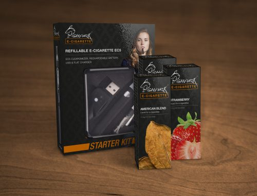 Shark® E-Cigarette und Shark® Liquids